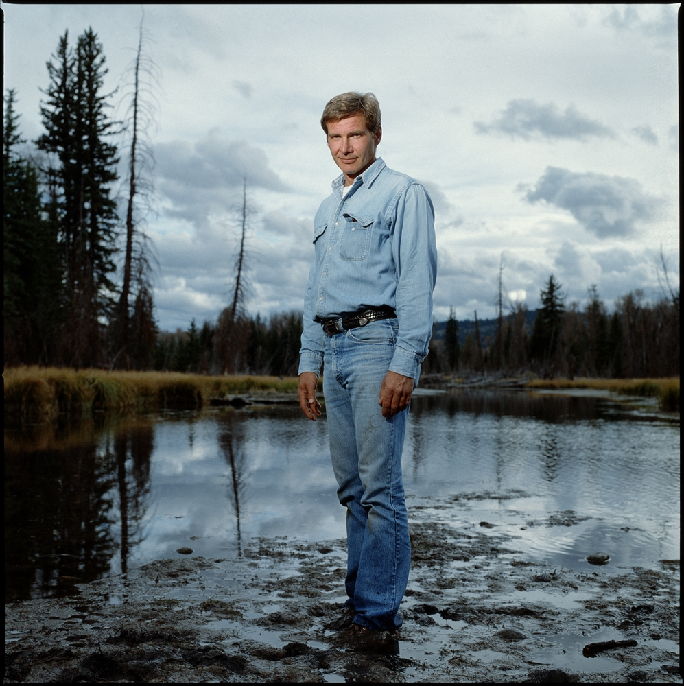 Harrison Ford - Timothy White